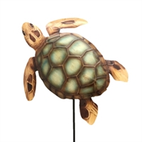 Eangee Home Design Garden Stake Sea Turtle (m715063)