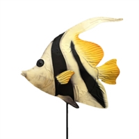 Eangee Home Design Garden Stake Angel Fish (m715064)