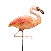 Eangee Home Design Garden Stake Flamingo (m715070)