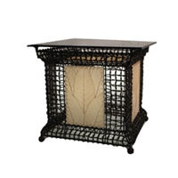 Eangee Home Design Outdoor Lighted Table