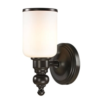 ELK Bristol Collection 1-Light LED Bath in Oil Rubbed Bronze- 11590/1