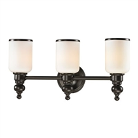 ELK Bristol Collection 3-Light LED Bath in Oil Rubbed Bronze- 11592/3