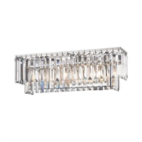 ELK Palacial Collection 3-Light Vanity in Polished Chrome- 15212/3