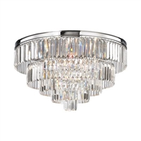 ELK Palacial Collection 6-Light Mount in Polished Chrome- 15216/6