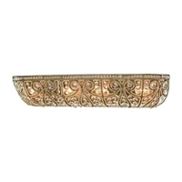 ELK Elizabethan Collection 4-Light LED Vanity in Dark Bronze- 15961/4