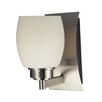 ELK Northport Collection 1-Light Sconce in Satin Nickel- 17100/1