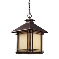 ELK Blackwell Collection 1-Light Outdoor Pendant- 42103/1