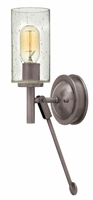 Hinkley Collier Sconce- 3380AN