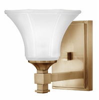 Hinkley Abbie Sconce- 5850