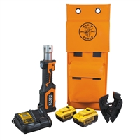 Klein Battery-Operated Cutter , ACSR, 4 Ah: BAT207T44H