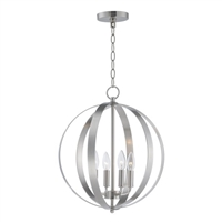 Maxim Provident 4-Light Chandelier ( 10031 )