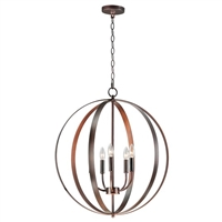 Maxim Provident 5-Light Chandelier ( 10032 )