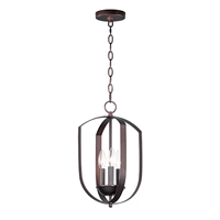 Maxim Provident 3-Light Chandelier ( 10033 )