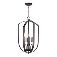 Maxim Provident 4-Light Chandelier ( 10034 )