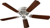 "Quorum 52"" BL CUSTM SERS Fan- Satin Nickel"