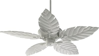 "Quorum 52"" Monaco Patio Fan- Studio White"