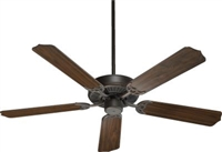 "Quorum Capri 52"" Fan-Oiled Bronze"