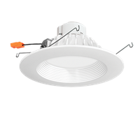 "RAB Economical Retrofit Downlight Round 6"" Adjustable 11W"