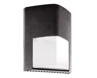 RAB ENTRA 12W LED 120V TO 277V WALL MOUNT BRONZE 5000K (Cool)
