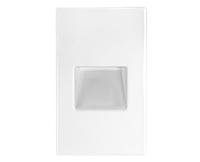 RAB STEPLIGHT RECESSED VERTICAL 3W 120V 2700K WHITE