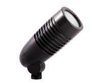 RAB LED Floodlight 8W-3000K (Warm) 83 CRI