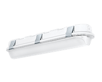 RAB SHARK Linear LED Washdown 2 foot Marine-Listed 18W 3000K (Warm)