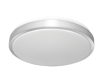 RAB SKEETXL Decorative LED Surface Mount Fixture Round 25W