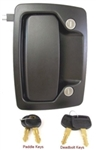 36287-01 Trimark 30-900 Exterior Paddle ONLY Door Lock, Replaces 22351-01 (Read Description Before Ordering)