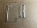 4701-00 Dexter RH Screen Door Slider, Clear for Series 5050 Radius Corner  Upgraded Screen Door Includes 4700-00 Slider Stopper