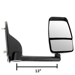 714546 Velvac Mirror GMC/Chevy 97-Newer 13 in. Arm