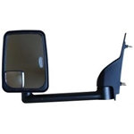 714559 Velvac RV Mirror Chevy G3500/Express/GMC Savana 1997 & Newer 14.5 Black PS