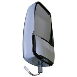 Velvac RV 714607 Chrome Deluxe Driver Side Mirror Head
