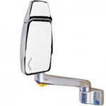714687 Velvac RV Mirror - Driver Side