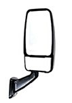 714882 Velvac Black RV Mirror Passenger Side Vmax Assembly