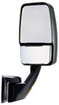 715260 WHITE  Velvac RV Mirror-Driver Side
