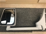 715417 Velvac Rv Mirror Ford 2004-Newer 17.5 in. Arm - Non Powered