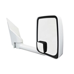 715432 Velvac WHITE Rv Mirror Ford 2004-Newer 14.5 in. Arm
