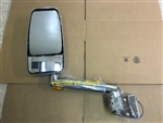 715489 Velvac RV Mirror Driver Side Chrome