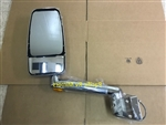 715557 Velvac RV Mirror Driver Side Chrome