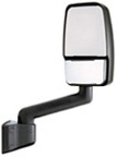 715578 Velvac RV Mirror Passenger Side - White