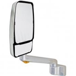 715649 Velvac RV Mirror Driver Side, Chrome