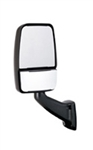 715869 Black Velvac RV Mirror  Heated Remote Controlled Flat Glass FREE SHIPPING