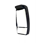 719146 - Passenger Side Black Euromax Heated Remote Control Mirror Head W/ Camera
