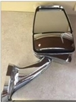 719936 Velvac Chrome 2025 Complete Assembly Passenger Side With Camera