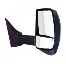 719992 Velvac 2020XG Style Black Mirror Passenger Side With MLEM Camera E-Series 2004 and Newer