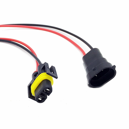 Performance World 403011 H11 Male/ Pigtail Repair Harness