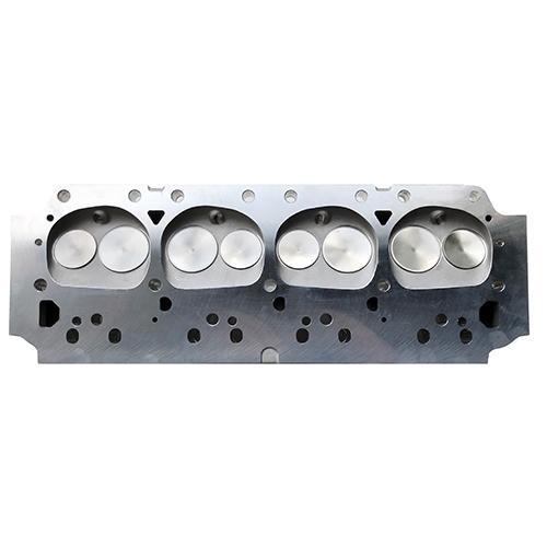84210A PWHeads 220cc Aluminum Cylinder Heads Pair (complete) Fits BB Mopar  383-440