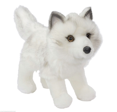 Snow Queen Arctic Fox