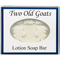 Two Old Goats Lotion Soap Bar