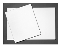 Command Board Small Blank Dry Erase Board (9x13)